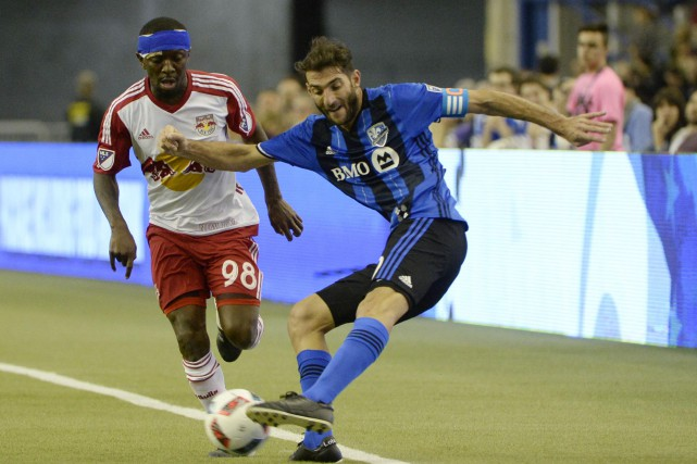 L'Impact a perdu les six matchs qu'il a... (Photo Eric Bolte, archives USA Today Sports)