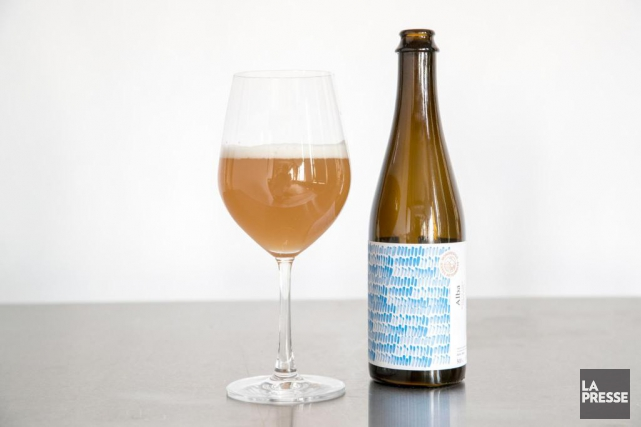 Alba, deMonsRegius bières artisanales... (PHOTO MARCO CAMPANOZZI, LA PRESSE)