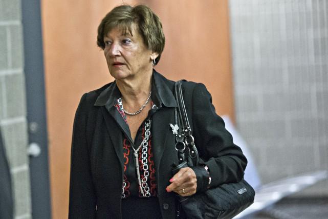 La juge de la Cour du Québec Suzanne... (La Presse photo Patrick Sanfacon)