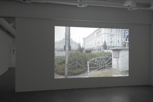 Sous la houlette de Marie-Hélène Leblanc, la galerie de l'UQO (Université du...