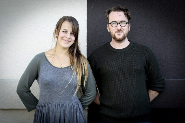 Alain Barbeau et Geneviève RB vivent «un conte de fée». Ils ont d'abord suivi... (Patrick Woodbury, LeDroit)