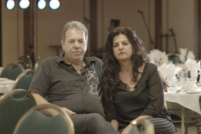 Le duo Évoluson est composé du couple Danielle... (Photo courtoisie, Télé-Québec)
