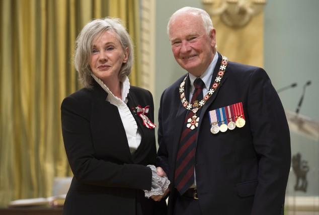 Diane Dufresne fait partie des 46 personnalités à... (La Presse Canadienne, Adrian Wyld)
