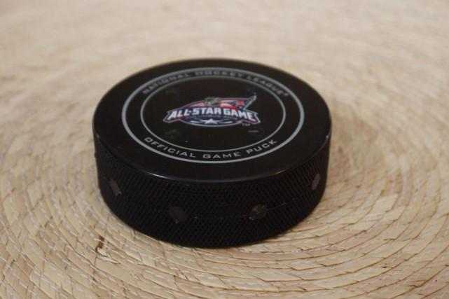 Sportvision a muni les joueurs et les rondelles... (Photo archives la presse canadienne)