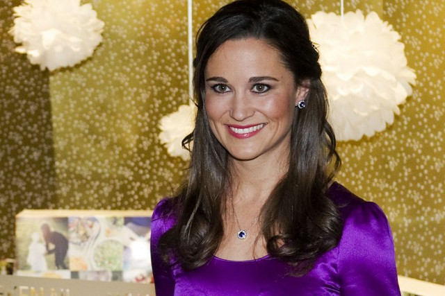 Pippa Middleton... (Archives AFP)