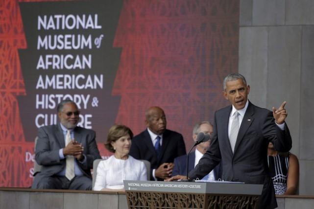 «Ce musée peut nous aider à nous parler.... (PHOTO JOSHUA ROBERTS, REUTERS)