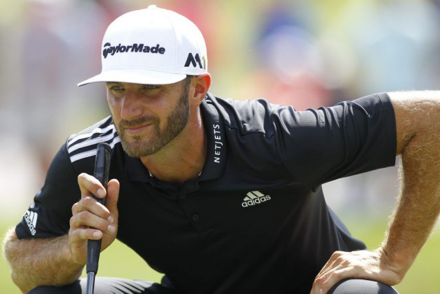 Dustin Johnson... (Photo Brett Davis, USA Today)