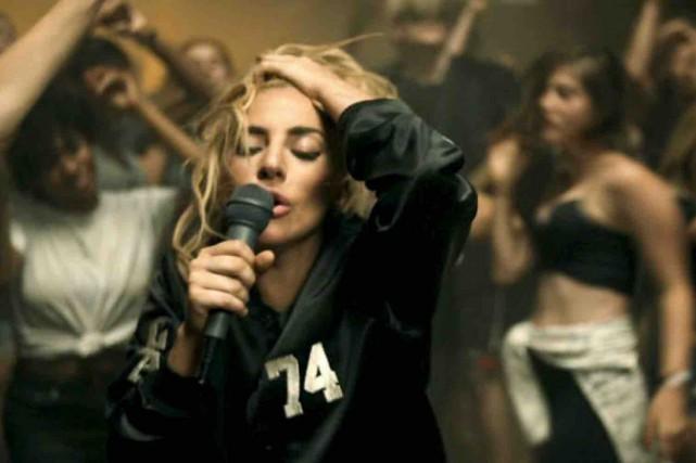 Gaga se défoule
