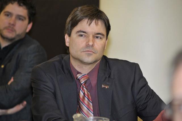Stéphan Tremblay a été député du Bloc québécois... (Archives Le Progrès-Dimanche)