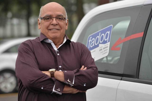 Gérald Lépine, 69 ans, est directeur général de... (Le Soleil, Patrice Laroche)