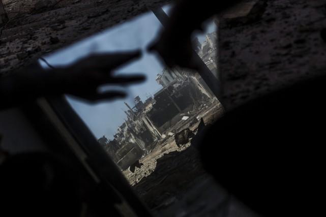 Plus tôt cette semaine, un dirigeant libyen avait... (AP)