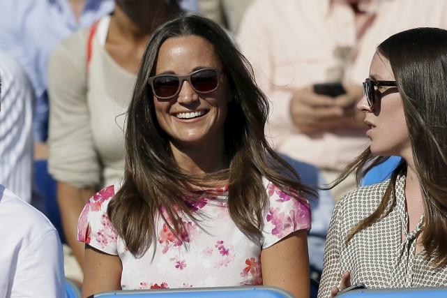Pippa Middleton est la soeur cadette de Kate... (AP)