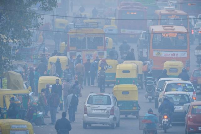 L'Inde a été l'un des pays les plus... (PHOTO CHANDAN KHANNA, ARCHIVES AFP)