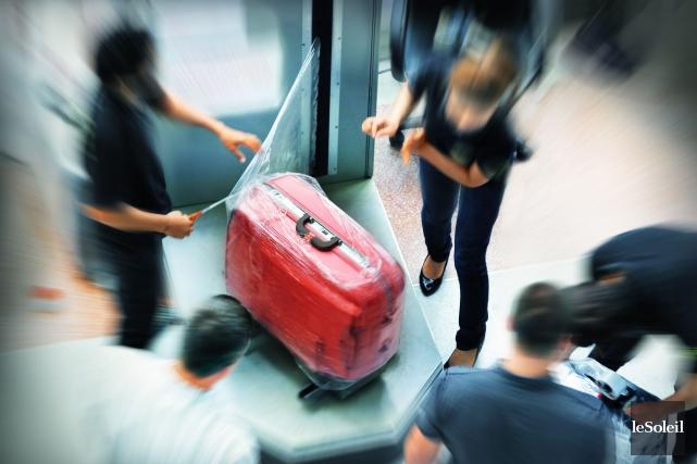 Les douaniers de l'aéroport de Graz ont découvert... (Photothèque Le Soleil)