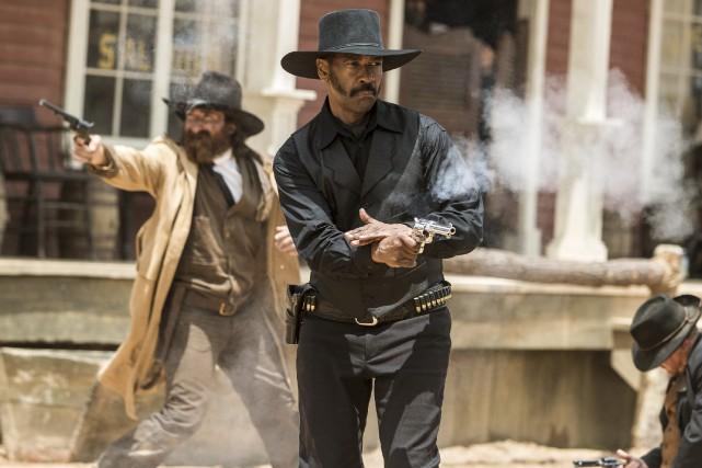 La nouvelle version des 7 mercenaires est menée... (Sony Pictures)