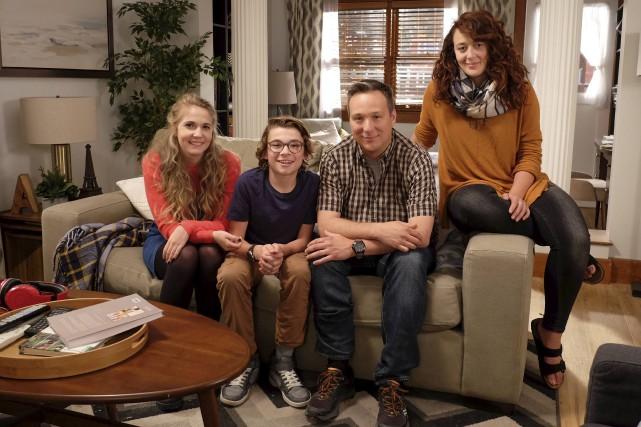 Conseils de familledevait d'abord être une émission à... (Fournie par Télé-Québec)