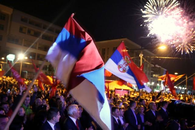 De nombreux Serbes de Bosnie se reconnaissent comme... (PHOTO REUTERS)