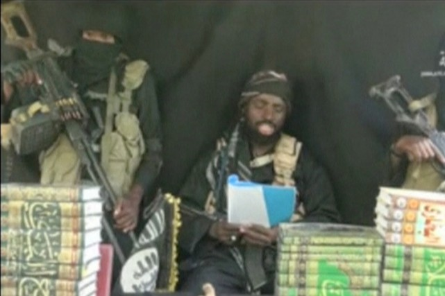 À la tête de Boko Haram depuis 2009,... (PHOTO REUTERS)
