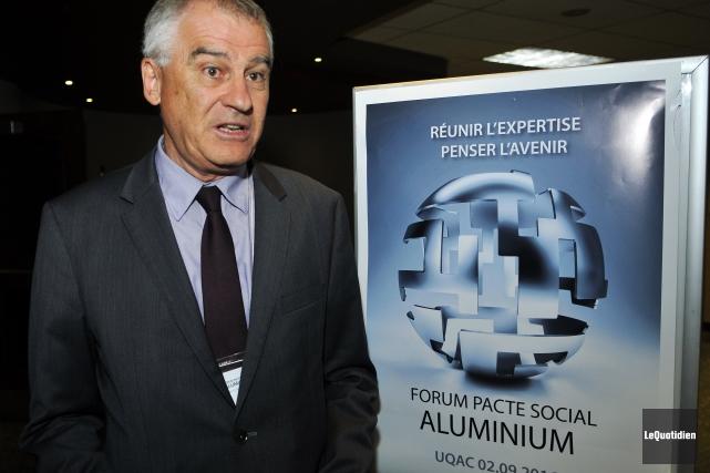 L'économiste Marc-Urbain Proulx, professeur à l'Université du Québec... (Archives Le Quotidien)