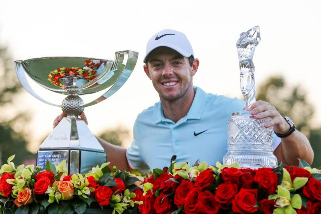 Rory McIlroy... (PHOTO Butch Dill, USA TODAY Sports)
