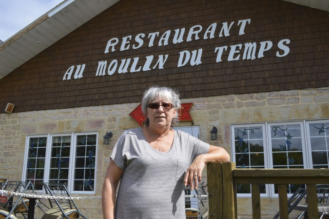 «On me blâme de polluer la rivière et,... (Benoit Sabourin, LeDroit)