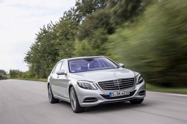 En Europe et tout particulièrement en Allemagne, la technologie hybride -... (Fournie par Mercedes-Benz)
