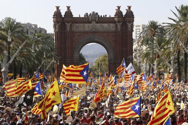 Quelque 800 000 personnes sont descendues dans la... (Archives Agence France-Presse)