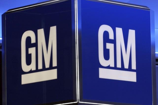Les travailleurs syndiqués de General Motors ont accepté dimanche l'entente... (Archives, AFP)
