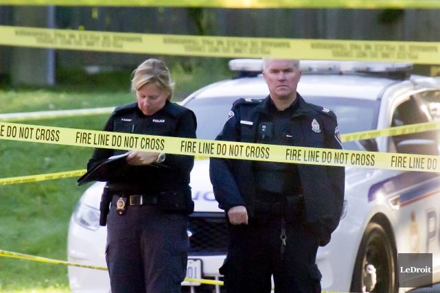 Les deux assassinats de la fin de semaine... (Martin Roy, LeDroit)