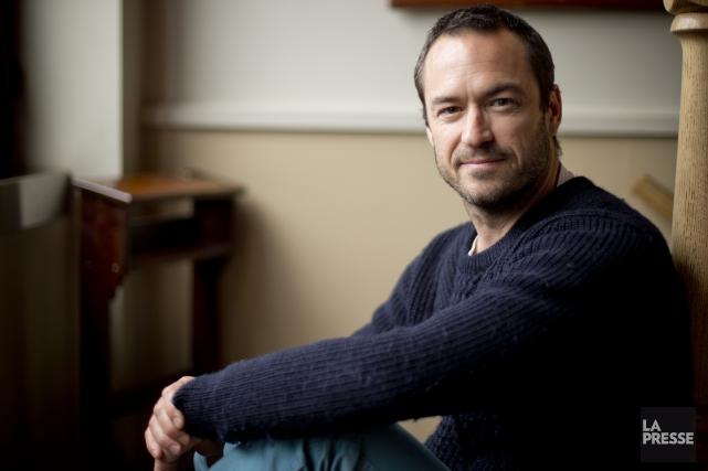 L'acteur et chanteur Sébastien Ricard... (Archives La Presse)