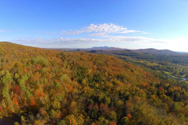 Le Mont Foster a été identifiée comme zone... (Mike Dembeck)