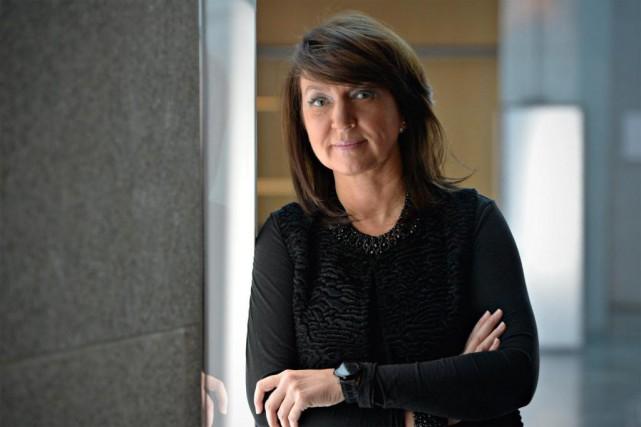 L'ex-vice-première ministre Nathalie Normandeau déplore la façon dont... (photo Pascal Ratthé, archives Le Soleil)