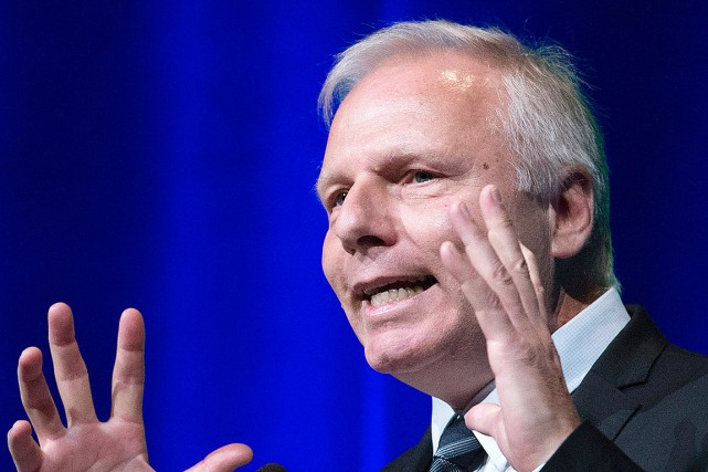 Jean-François Lisée... (Photo Graham Hughes, archives pc)