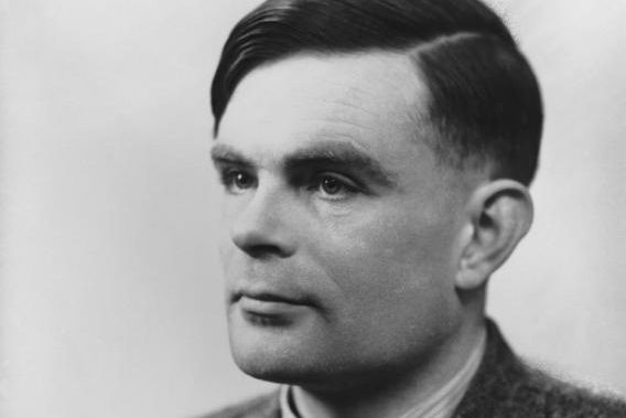 Le mathématicien Alan Turing... (PHOTO ARCHIVES BLOOMBERG)