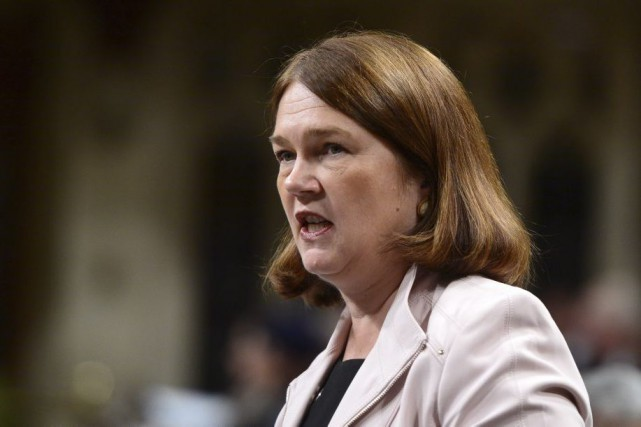 Jane Philpott, ministre fédérale de la Santé... (PHOTO Sean Kilpatrick, PC)