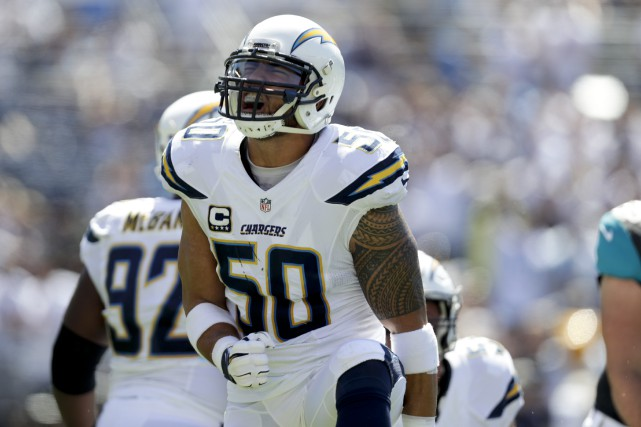 Manti Te'o... (PHOTO Ryan Kang, AP)