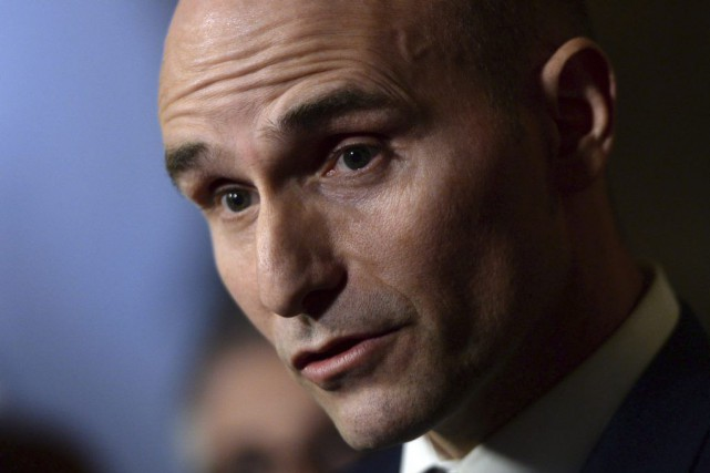 Le ministre du Développement social, Jean-Yves Duclos.... (PHOTO SEAN KILPATRICK, ARCHIVES LA PRESSE CANADIENNE)