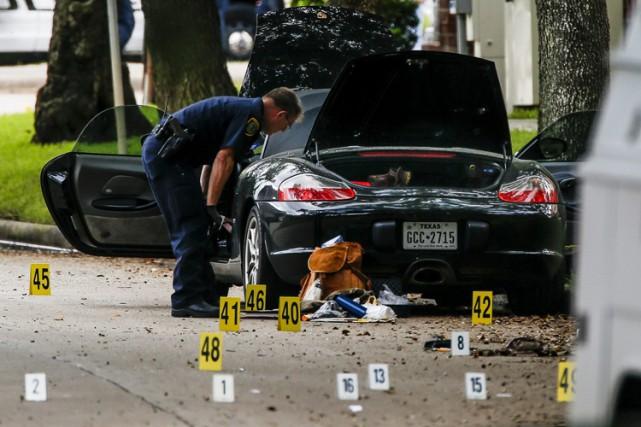 La fusillade a débuté vers 06h30 locales à... (PHOTO AP)