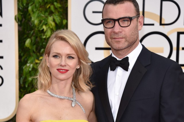 Naomi Watts et Liev Schreiber... (PHOTO John Shearer, archives AP)
