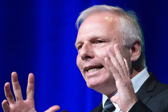 Jean-François Liséeestime que l'immigration n'a qu'un «impact mineur»... (Graham Hughes, Archives La Presse canadienne)