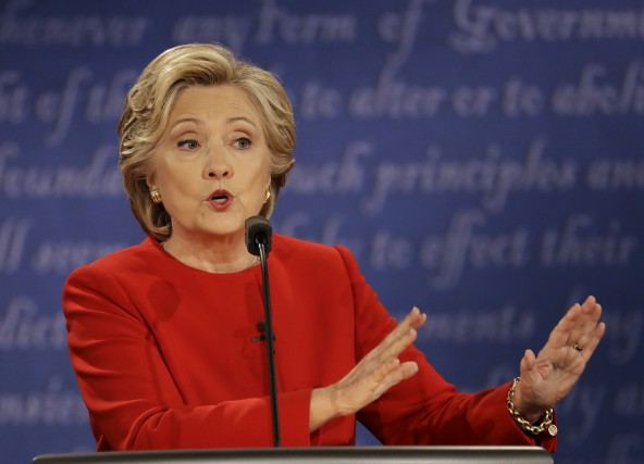 Hillary Clinton... (Associated Press)