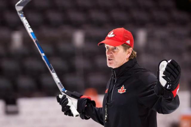 La simplicité de Mike Babcock est évoquée à... (PhotoNathan Denette, La Presse canadienne)
