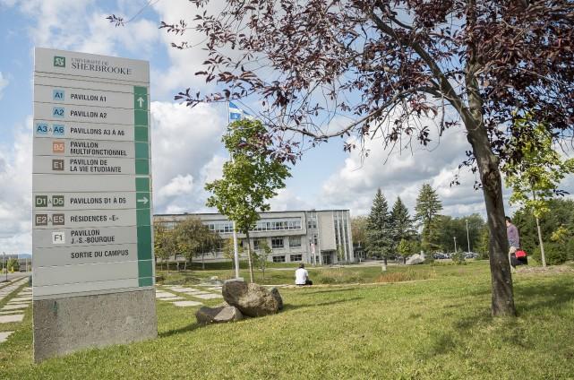 L'Université de Sherbrooke enregistre un surplus de 663000$ pour l'année... (Spectre Média, Marie-Lou Béland)