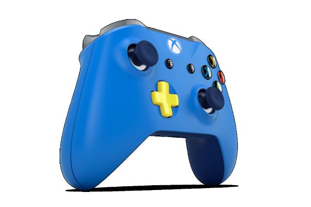 Le centre de création des manettes Xbox Design...