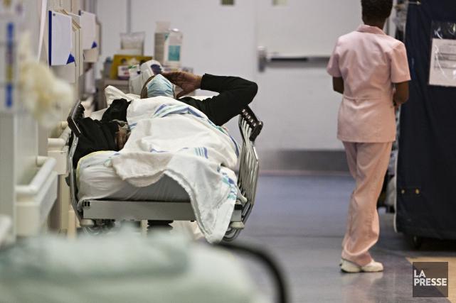 La vaste réorganisation du réseau public de santé... (Archives La Presse)