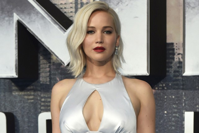 Jennifer Lawrence... (PHOTO REUTERS)