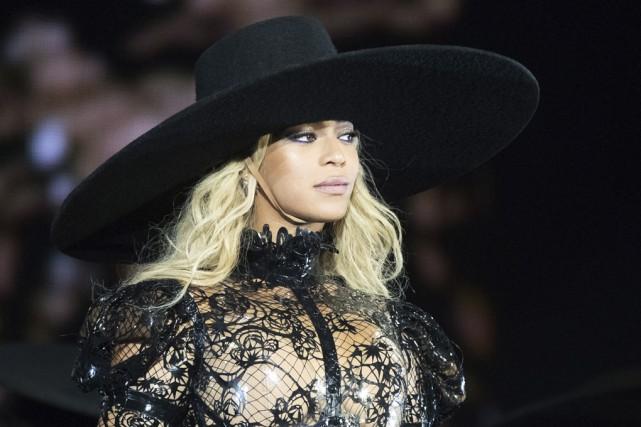 Beyoncé concourt notamment pour le meilleur clip avecFormation.... (archives Associated Press)