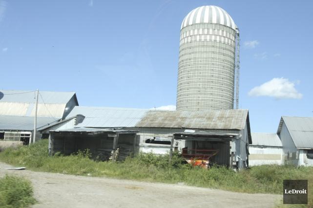 Les communautés rurales canadiennes ont démontré sans équivoque au cours des... (Archives, LeDroit)