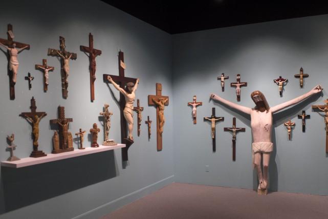 L'exposition Art du dimanche est en cours au... (S)