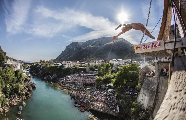Avec sa victoire à l'épreuve de Mostar, Lysanne... (Photo courtoisie, Romina Amato/Red Bull Content Pool)